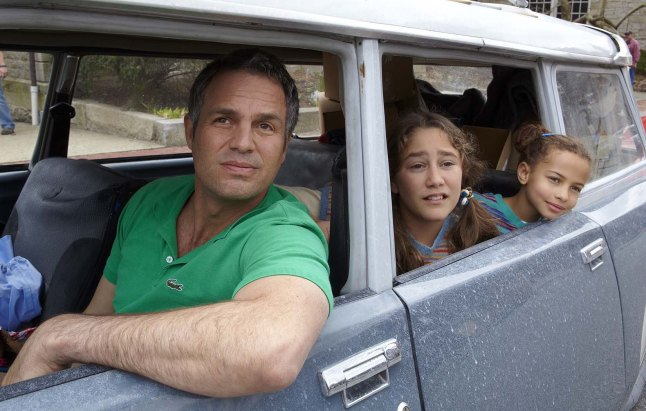 Infinitely Polar Bear, Mark Ruffalo, Imogene Wolodarsky and Ashley Aufderheide (Photo Credit: Claire Folger)