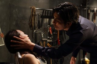 Mei Kurokawa and Kazu Kikitamura in Killers, Sundance Film Festival 2014