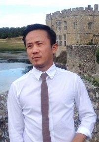 Lilting Director and screenwriter Hong Khaou