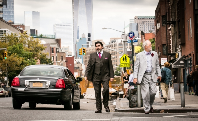 LOVE IS STRANGE starring Alfred Molina and John Lithgow photo by Jeong Park