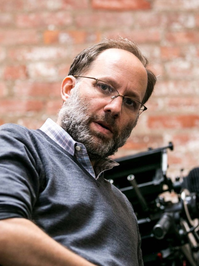 LOVE IS STRANGE Director Ira Sachs Photo by Jeong Park
