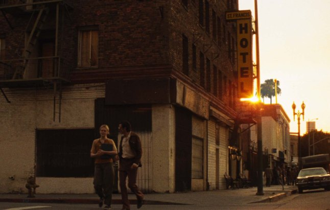 Low Down, Elle Fanning, John Hawkes (Photo Credit: Low Down Production)