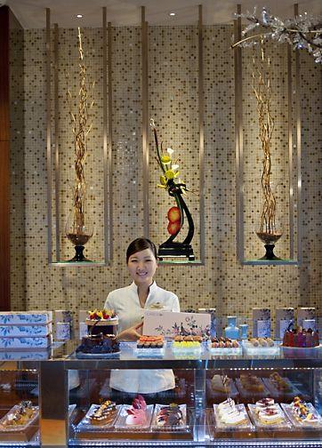 Mandarin Oriental Cake Shop