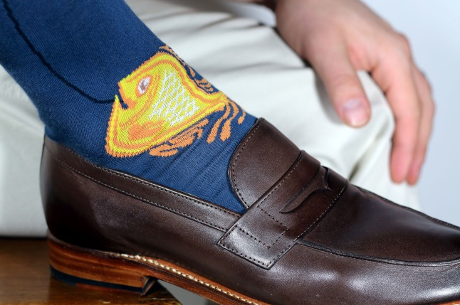 NOT YOUR GRANDFATHER'S SOCKS Soxfords Launches New Themed Designs and Gift Sets for the Holiday Season. (PRNewsFoto-Soxfords).