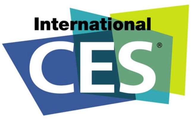 International CES 2014 logo
