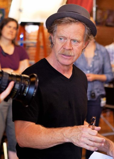 Rudderless Director William H. Macy (Photo Credit: JR Cooke)