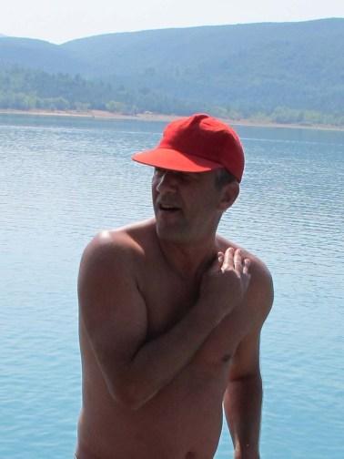 Director Alain Guiraudie, (Strand Releasing) Stranger by the Lake, Sundance Film Festival 2014