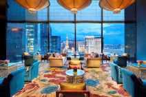 Mndarin Oriental, Las Vegas Tea Lounge