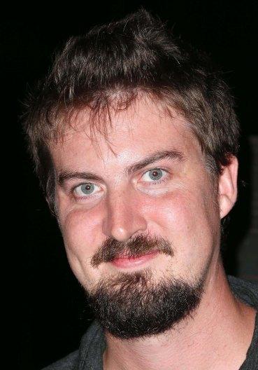Director Adam Wingard, The Guest, Sundance Film Festival 2014