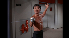 TO BE TAKEI George Takei in Star Trek