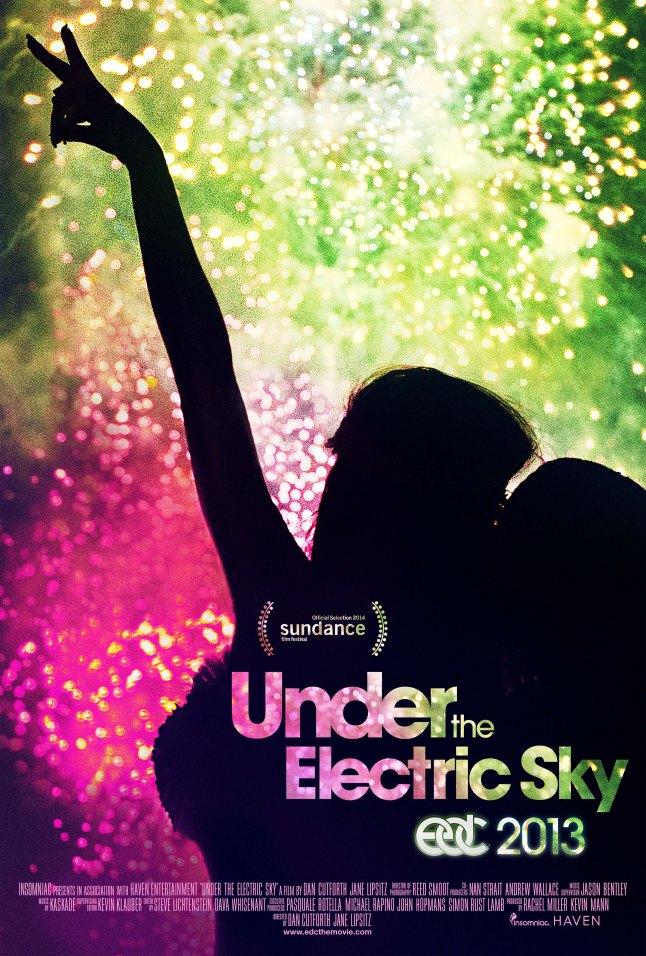 Under the Electric Sky (EDC 2013), Sundance Film Festival 2014