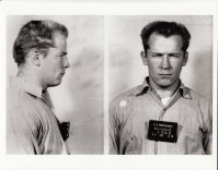 "James ""Whitey"" Bulger, Prisoner Transfer Photo, 1959."