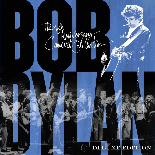 "Bob Dylan ""The 30th Anniversary Concert Celebration - Deluxe Edition"" to be released March 4.  (PRNewsFoto/Legacy Recordings)"