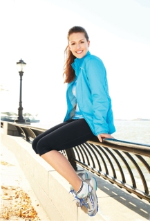 Fitness magazine Fitterati® Courtney Horan, blogger of Sweet Tooth Sweet Life