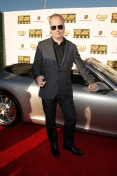 Bob Odenkirk arrives at the 19th annual Critics' Choice Movie Awards presented by Porsche at The Barker Hangar in Santa Monica on Thursday, Jan. 16, 2014. (Photo by Todd Williamson/Invision for Porsche/AP Images)