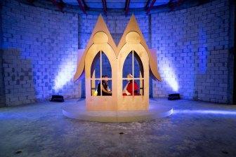 Art Basel in Miami Beach 2013 | Public Opening Night | David Colman | Santa Confessional, 2013