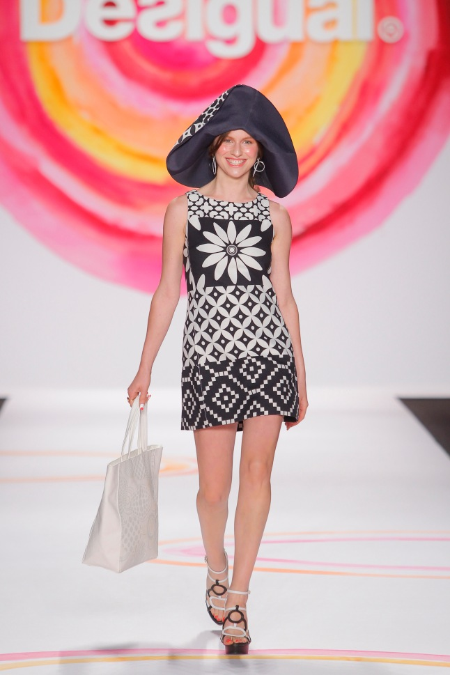Desigual Spring/Summer Collection (Courtesy: Deborah Hughes)