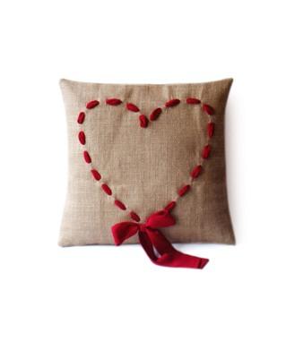 Heart cushion cover 499
