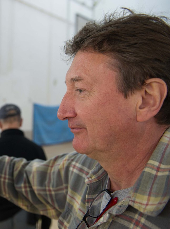 Director Steven Knight, Locke, Sundance Film Festival 2014