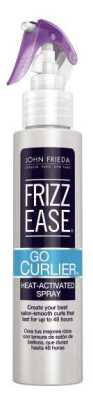 NEW Frizz Ease® Go CurlierTM Heat-Activated Spray ($9.99)