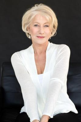 Helen Mirren, Photo Credit: Trevor Leighton. (PRNewsFoto/The Hasty Pudding Theatricals)