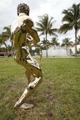 Art Basel in Miami Beach 2013 | Galleria Continua | Pascale Marthine Tayou | Tug of War, 2007 – 2010