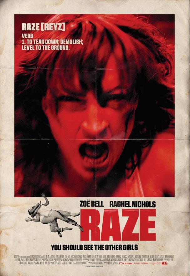 Raze Poster