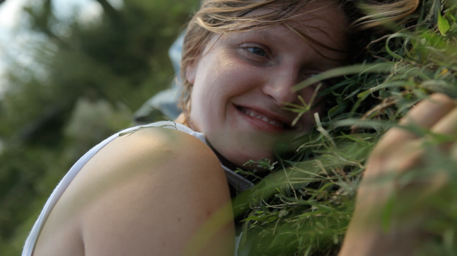 "Sarah in ""THOU WAST MILD & LOVELY"" -  Cinematography by Ashley Connor, dir Josephine Decker"