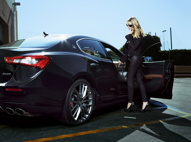 """Maserati strikes again just two weeks after its successful Super Bowl spot with a special 7-page feature in Sports Illustrated Swimsuit 50th Anniversary Issue. The story of Maserati's introduction to the North American market with its new car line-up is one of beauty, hard work, dedication and an element of surprise. Maserati brings this story forward with Emmy Award Winning actress and Super Model Heidi Klum in a salute to all the women who achieved great things - """"Beyond the Swimsuit."""""""