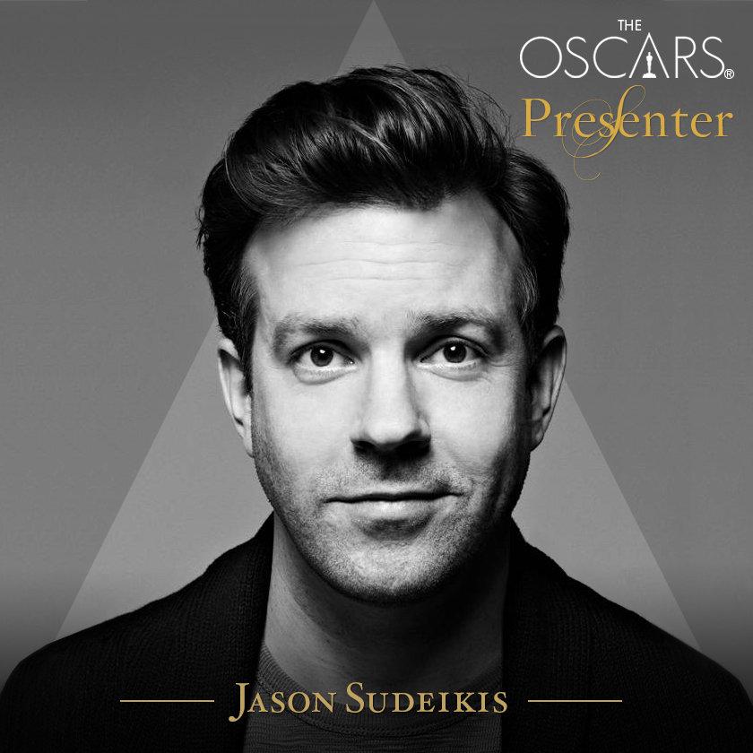 Anne Hathaway Jason Sudeikis Ellen: The Academy Of Motion Picture Arts & Sciences Announces