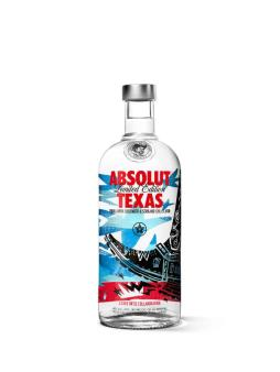 Absolut Texas.(PRNewsFoto/Pernod Ricard USA)