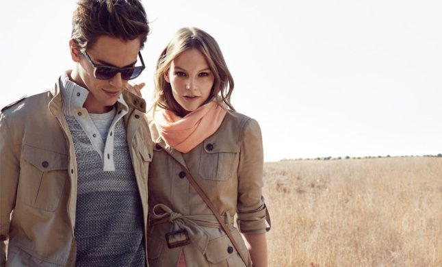 Banana Republic Debuts 'TRUE OUTFITTERS' Campaign For Spring 2014