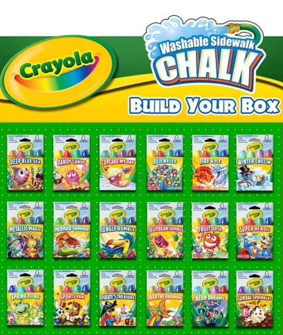 Chalk Build Your Box