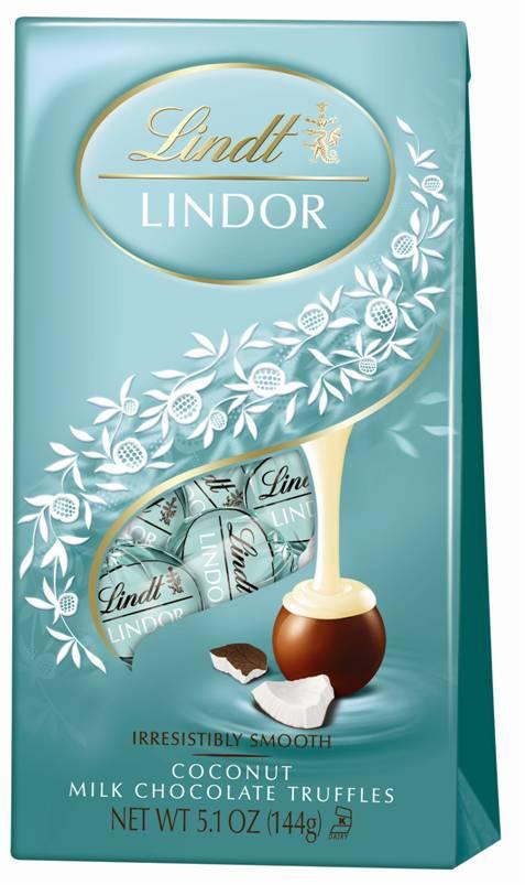 LINDOR Coconut truffles