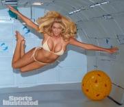 Swimsuit 2014: Zero Gravity - Kate Upton Cape Canaveral, Florida, USA 5/18/2013 X156517 TK1 Credit: James Macari
