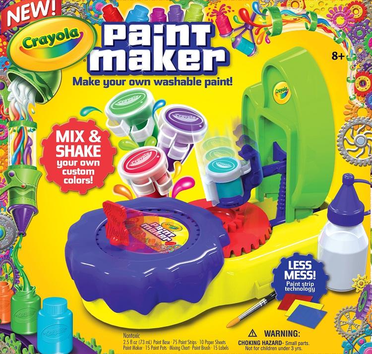 Crayola Reveals Innovative Activities That Spark Kids