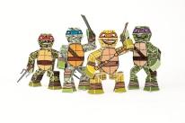 Paper Punk TMNTurtles-group