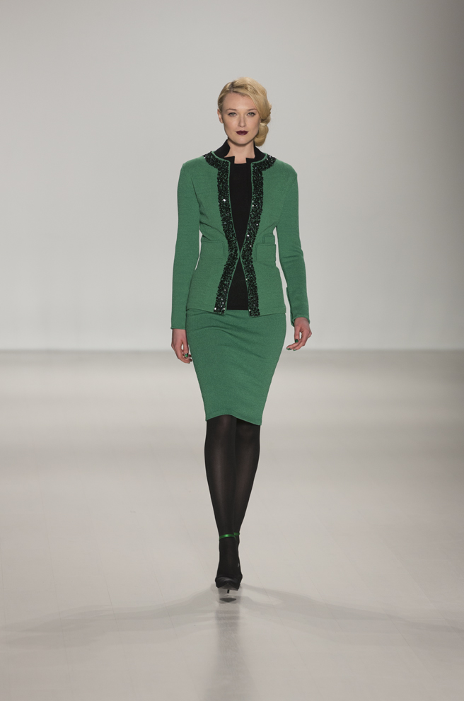 Fall Winter 2014 New York Fashion Week Zang Toi