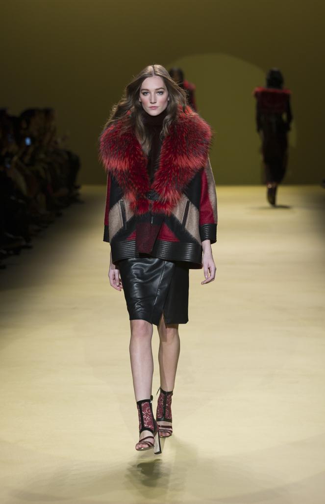 Fall Winter 2014 New York Fashion Week J Mendel