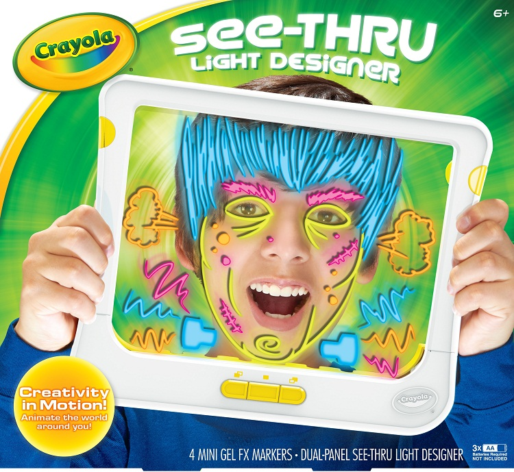 Crayola Reveals Innovative Activities That Spark Kids