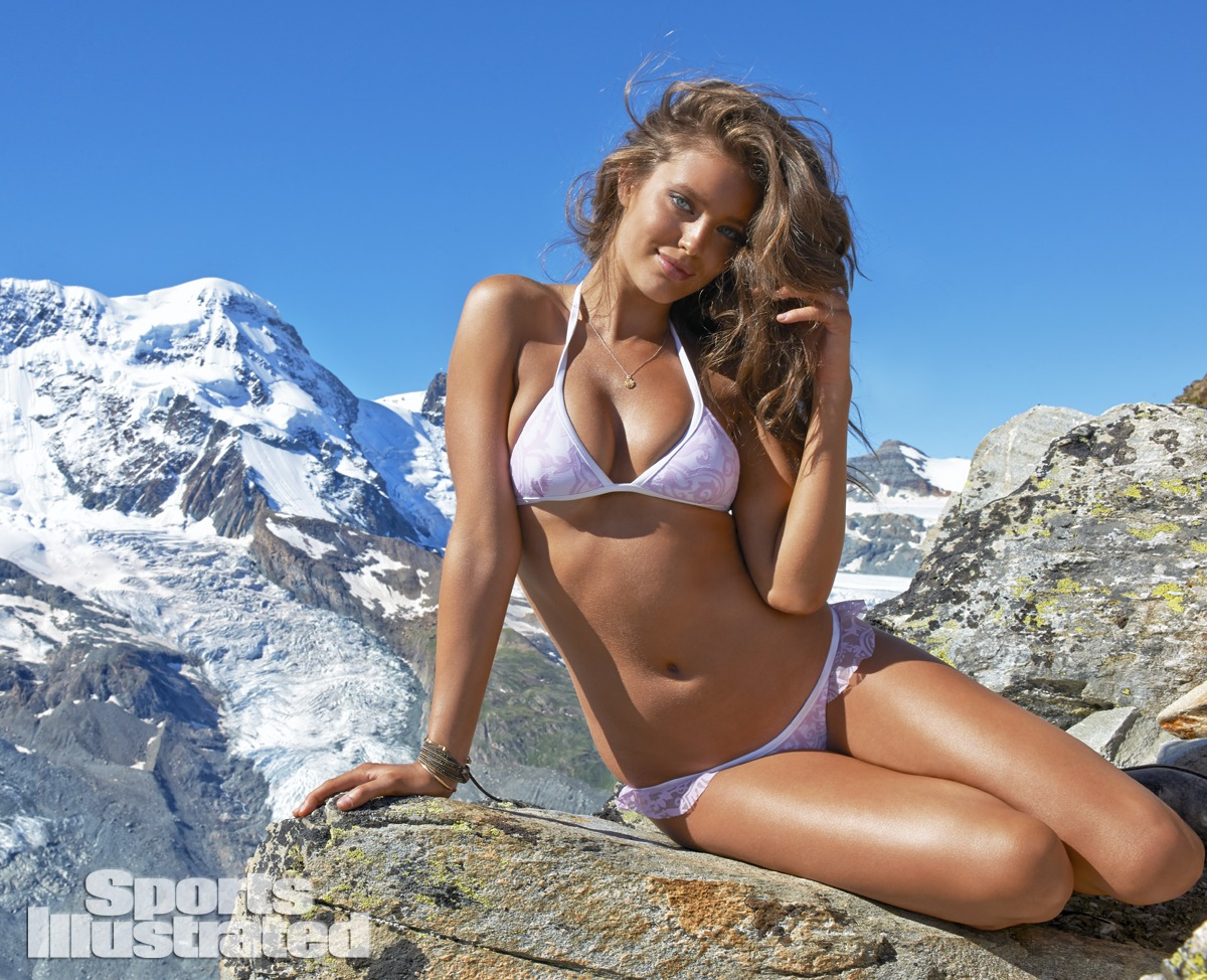 Hannah Ferguson Model Sports-illustrated-swimsuit- ...