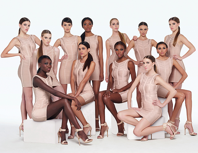 "OXYGEN MEDIA REVEALS THE 12 MODELTESTANTS  COMPETING ON ""THE FACE"" SEASON TWO  PREMIERING WEDNESDAY, MARCH 5 AT 10PM ET/PT Left to Right: Afiya Bennett, Alana Duval, Allison Millar, Amanda Gullickson, Felisa Wiley, Isabelle Bianchi, Khadisha Gaye, Kira Dikhtyar, Nakisha Bromfield, Ray Clanton, Season 2, Sharon Gallardo, The Face, Tiana Zarlin"