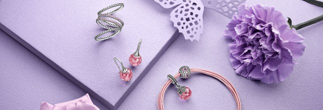 Spring Takes Flight with the New PANDORA 2014 Collection