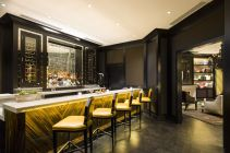 The new Library Bar at the Rittenhouse
