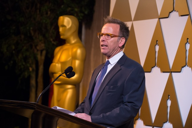 Academy Governor Mark Johnson at the reception for the Foreign Language Film Award category for the 86th Oscars®, on Friday, February 28, 2014. The Oscars® will be presented on Sunday, March 2, 2014, at the Dolby Theatre® in Hollywood, CA and televised live by the ABC Television Network.
