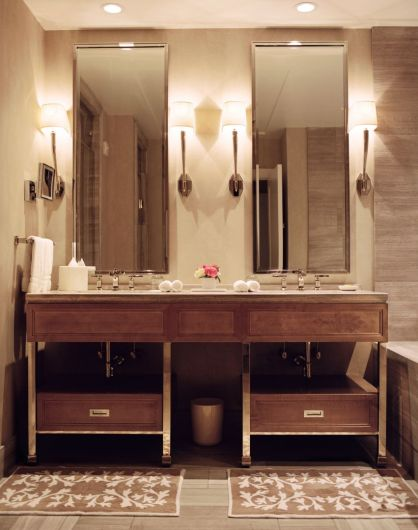 The new Park Suites and The Library Bar at the Rittenhouse in Philadelphia