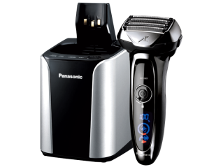 ES-LV95 Arc5 5-Blade Wet-Dry Shaver with Cleaning & Charging System 2