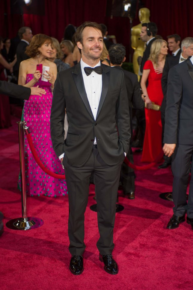 Will Forte arrives for the live ABC Telecast of The 86th Oscars® at the Dolby® Theatre on March 2, 2014 in Hollywood, CA.