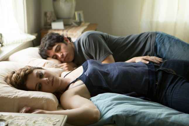 Mary Elizabeth Winstead and Chris Messina in Alex of Venice
