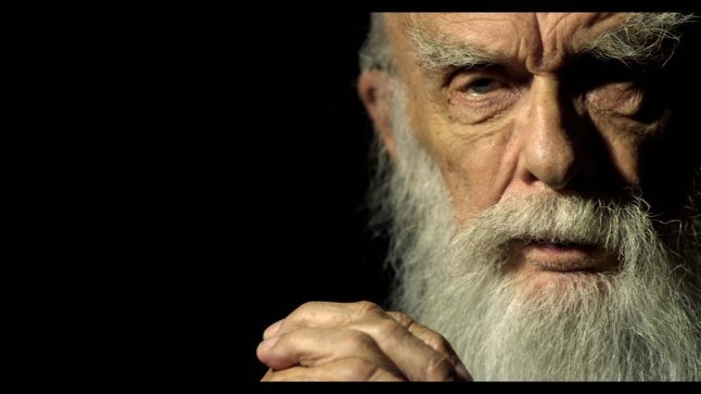 "An Honest Liar, directed and written by Justin Weinstein, Tyler Measom, co-written by Greg O'Toole. (USA)  James Randi. Photo: Tyler Measom -  Escape artist, magician, and leader of the modern skeptic movement, James ""The Amazing"" Randi"